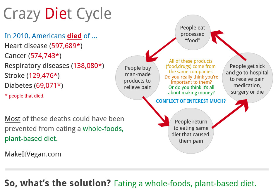 crazy DIEt cycle