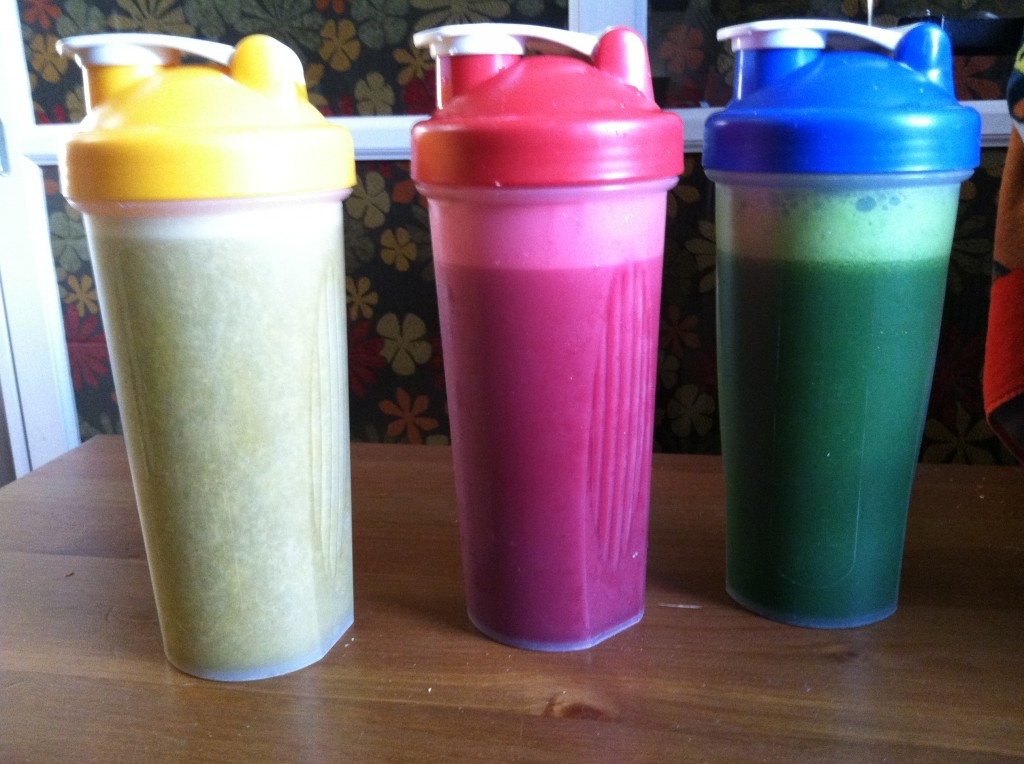 better primary colored juices