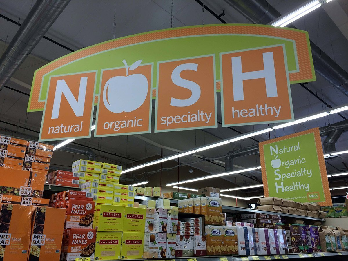 grocery outlet nosh