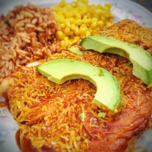 best vegan chicken enchiladas recipe